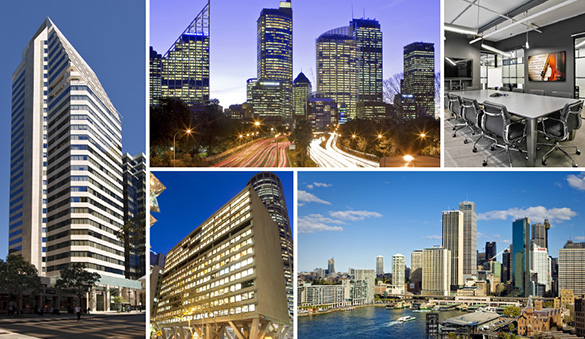 Office space in Brisbane and 82 other cities in Australia