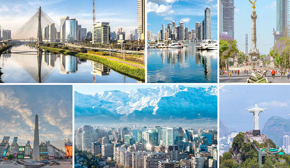 Virtual offices in Sao Paulo and 66 other cities in Brazil