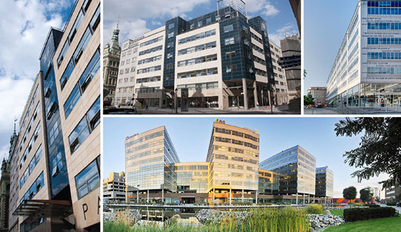Office space in Ostrava and 15 other cities in Czech Republic
