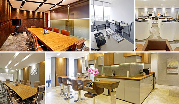 Office space in Balikpapan city and 18 other cities in Indonesia