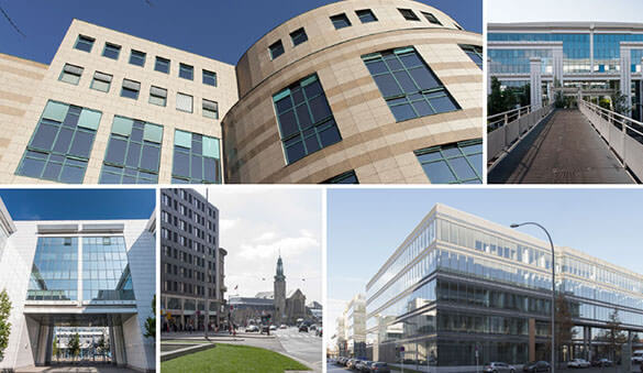Office space in Senningerberg and 13 other cities in Luxembourg