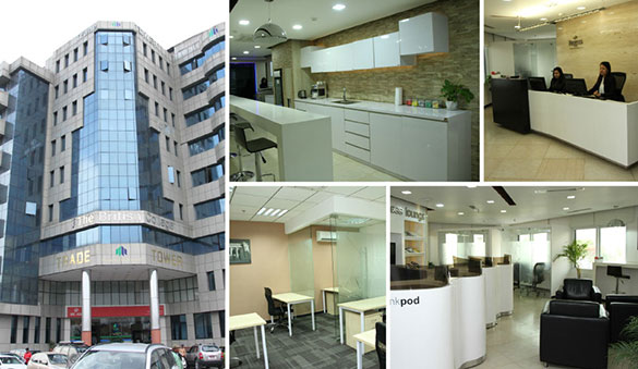 Office space in Kathmandu and 1 other cities in Nepal
