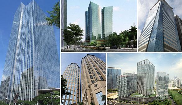 Office space in Quezon City and 26 other cities in Philippines