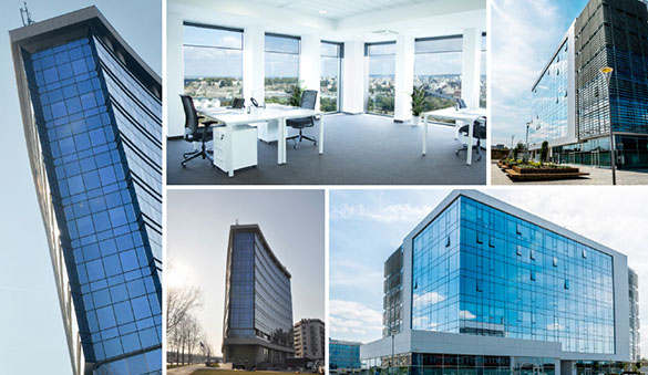 Office space in Belgrade and 5 other cities in Serbia