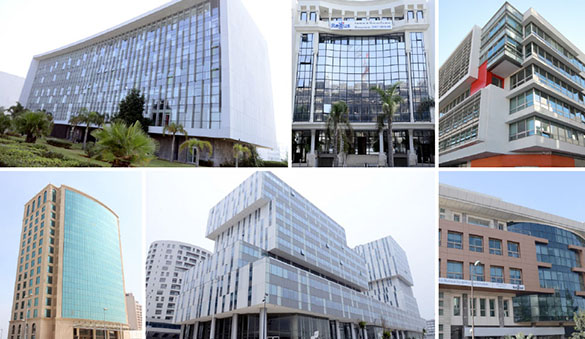 Office space in Cape Town and 57 other cities in South Africa