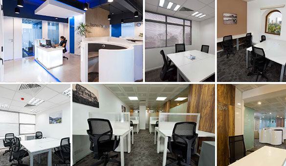 Office space in Colombo and 6 other cities in Sri Lanka