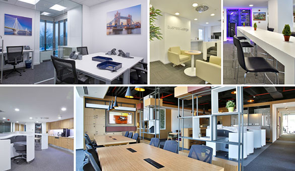 Office space in Istanbul and 24 other cities in Turkey