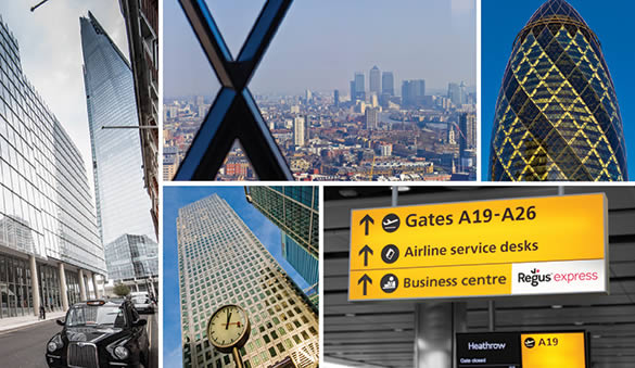 Office space in Gatwick and 321 other cities in United Kingdom