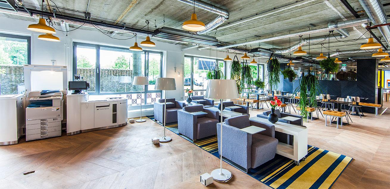 Regus Business Lounge