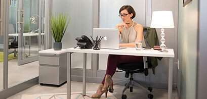 Interior offices in Westmount provide low cost office space