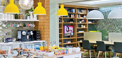 Facilities include a kitchen area for tea and coffee making with fully furnished private offices