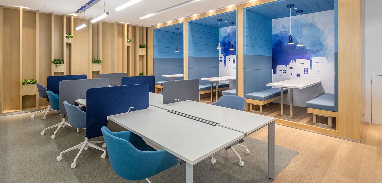 Regus Coworking Office