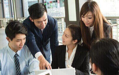 隨時備妥支援的日租小型辦公室空間,可隨需求進出辦公,租期可短至一小時