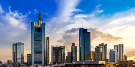 Office space in Frankfurt