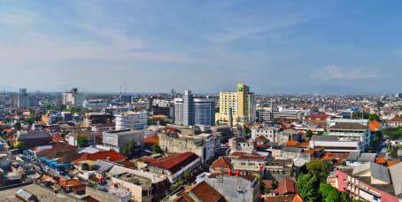 Ruang kantor di Bandung