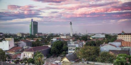 Ruang kantor di Makassar