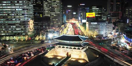 서울의 오피스 공간