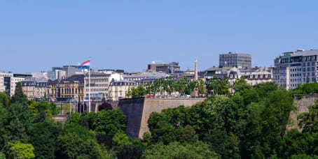 Office space in Luxembourg