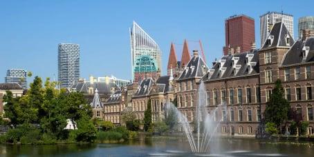 Kantoorruimte in Den Haag