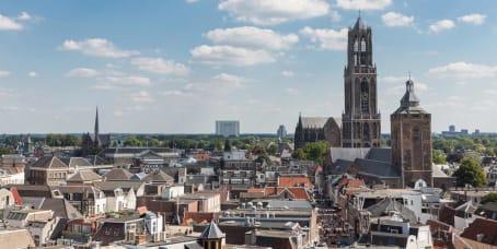 Office space in Utrecht