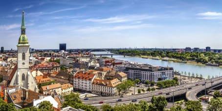Kancelárske priestory v Bratislava