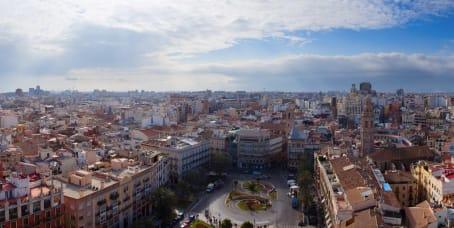 Espacio de oficinas en Valencia