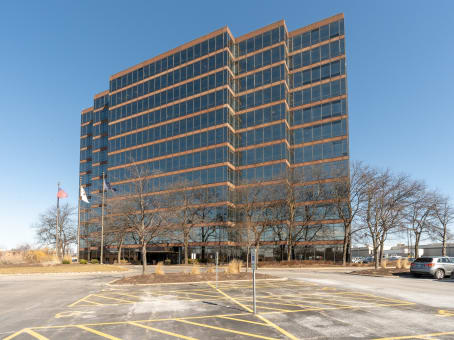 Building at 1600 Golf Road, Corporate Center, Suite 1200 in Rolling Meadows 1