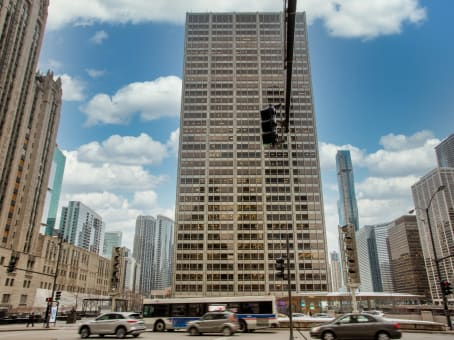 Building at 401 North Michigan Avenue, Suite 1200 in Chicago 1