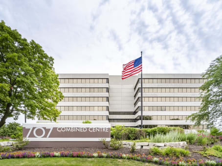 Building at 707 Skokie Boulevard, Suite 600 in Northbrook 1