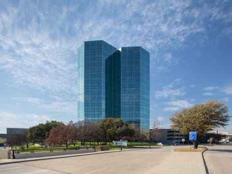 Building at 222 West Las Colinas Blvd., Suite 1650E in Irving 1