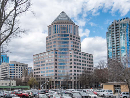 Building at 525 North Tryon Street, Suite 1600 in Charlotte 1