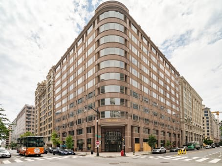 Building at 1200 G Street, NW, Suite 800 in Washington 1