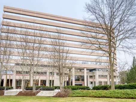Building at 6701 Democracy Blvd., Suite 300 in Bethesda 1