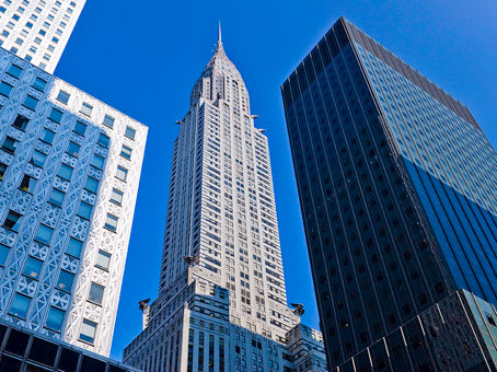 Meeting rooms at New York, New York City - Chrysler Building
