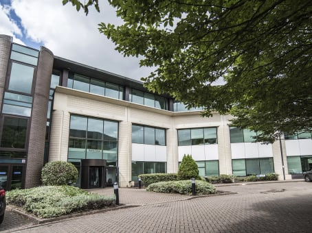 Building at 1210 Parkview, Arlington Business Park, Theale in Reading 1