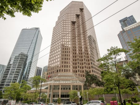 Building at 666 Burrard Street, Park Place, Suite 500 in Vancouver 1