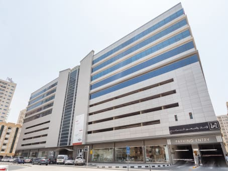 Building at Megamall Tower Plot 260, Bu Daniq, Al Qassimia in Sharjah 1