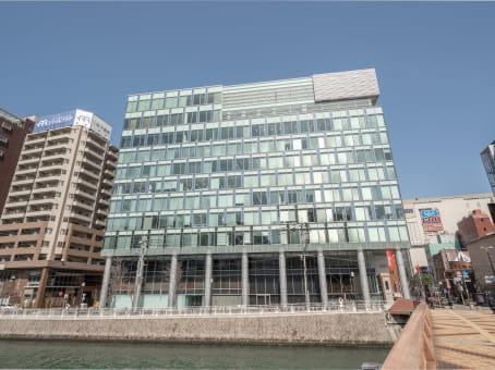 Mødelokalerne i Fukuoka Aqua Hakata
