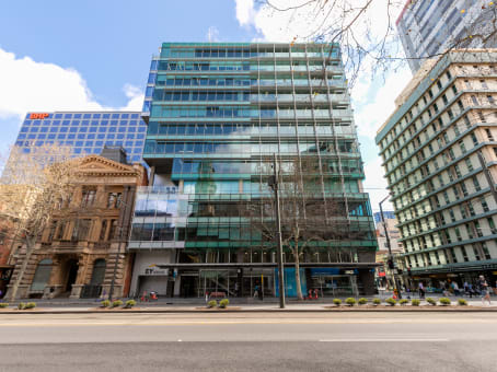 Building at 121 King William Street, Level 5, Tower 2, City Central in Adelaide 1