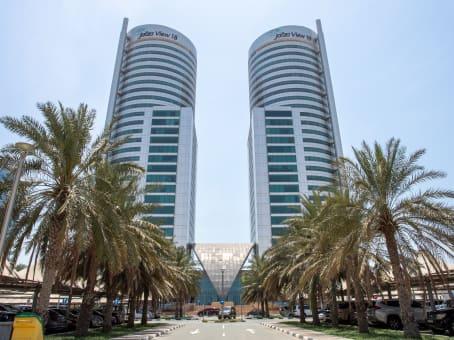Mødelokalerne i Dubai BCW Jafza View 18 & 19