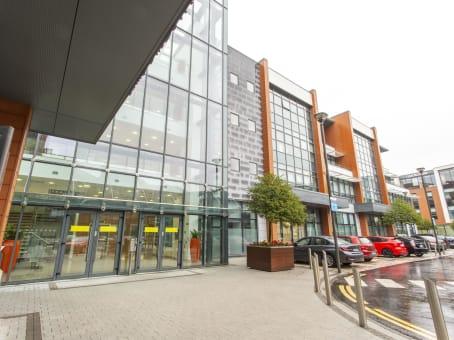 Lokalizacja budynku: ulica Bldg 1000, Units 1201 & 1202, City Gate, Mahon, Cork 1