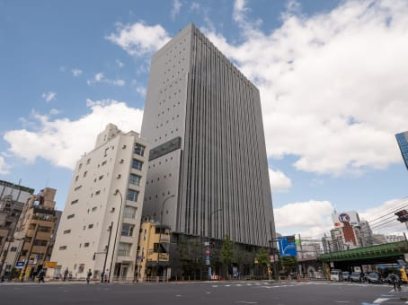 Mødelokalerne i Tokyo Shinbashi