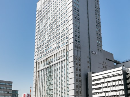 Meeting rooms at Yokohama Sky Building