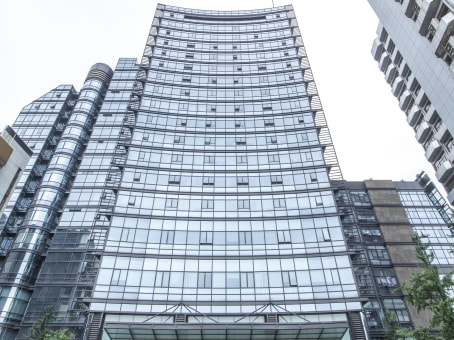 Building at 468 Yan'an Road, 8/F, Tower B, Zhejing Foreign Economics and Trade Plaza in Hangzhou 1