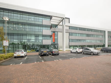 Building at 2 Parklands Way, Maxim 1, Maxim Business Park, 1st Floor, Eurocentral in Motherwell 1