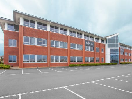 Building at 4 Penman Way, Gateway House, Grove Business Park, 1st Floor, Enderby in Leicester 1
