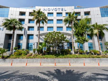 Mødelokalerne i Dammam Novotel Business park