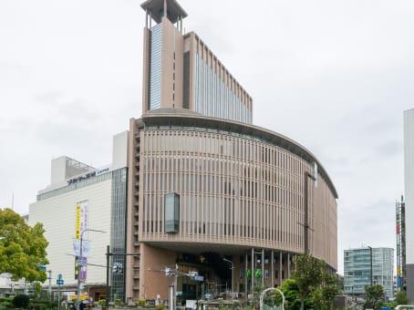 Lokalizacja budynku: ulica 8-1-6 Goko Dori, 22/F Kobe Kokusai Kaikan, Chuo-ku, Kobe 1