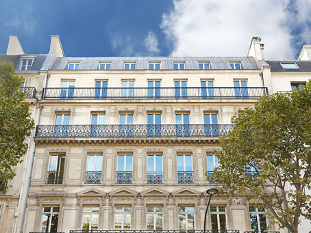 Building at 19 boulevard Malesherbes in Paris 1