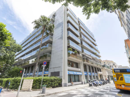 Building at 37 Boulevard Dubouchage, Immeuble Le Consul in Nice 1